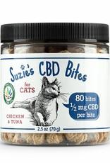 Suzie's Pet Treats CBD Cat Treat 2.5oz