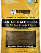 Indigenous Pet Products Canine Dental Bones Chicken