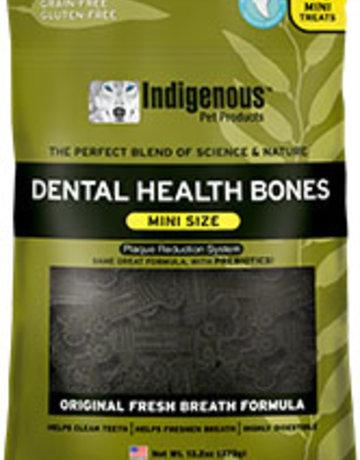 Indigenous Pet Products Canine Mini Dental Bones Fresh Breath