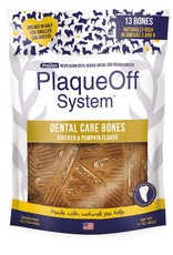PlaqueOff Dental Bone Chicken & Pumpkin 17oz
