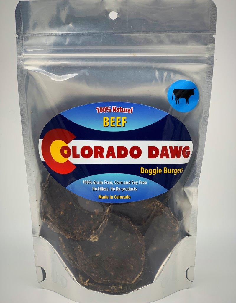 Colorado Dawg Canine Beef Doggie Burger