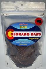 Colorado Dawg Bison Doggie Burger - 4oz