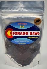 Colorado Dawg Elk Doggie Burger - 4 oz