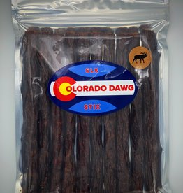 Colorado Dawg Elk Jerky Stix - 6oz