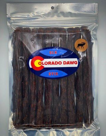 Colorado Dawg Elk Jerky Stix - 6oz
