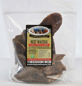 Boulder Dog Food Company Beef Wafer - 8oz