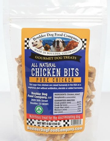 Boulder Dog Food Company Canine Chicken Bits
