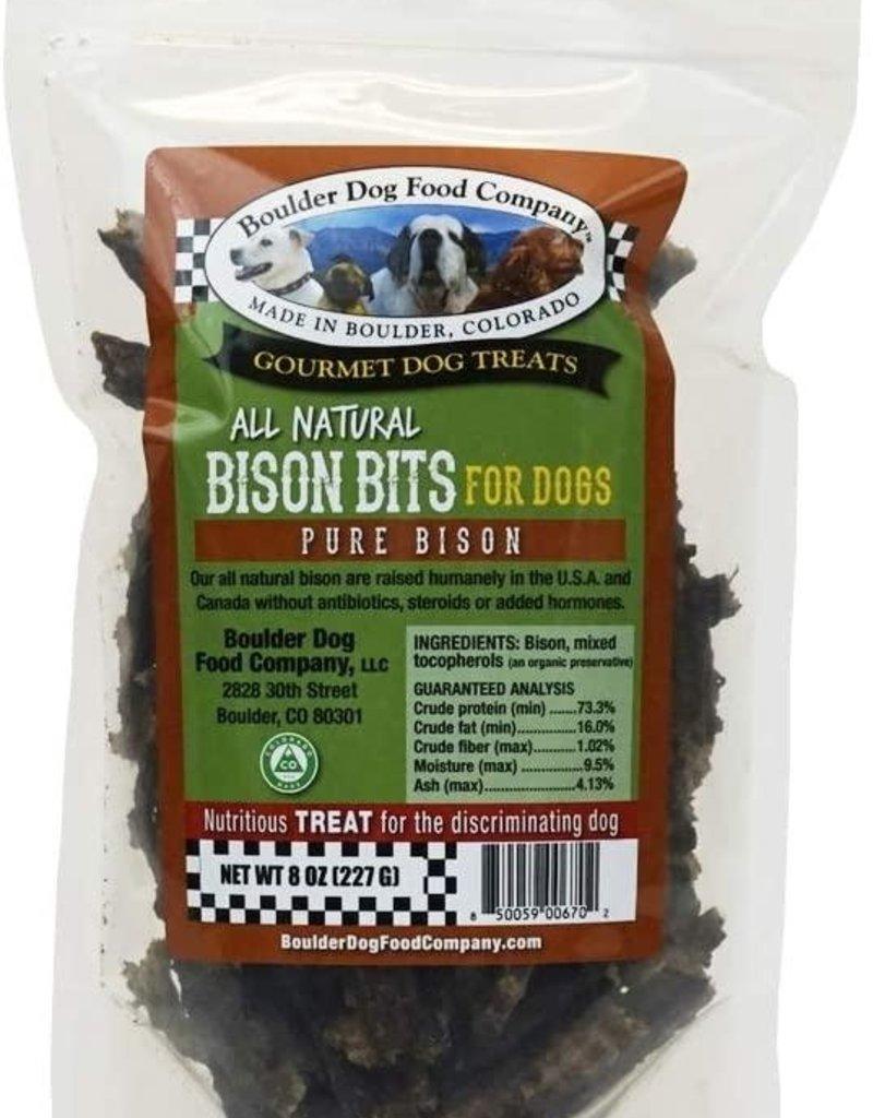 Boulder Dog Food Company Canine Bison Bits
