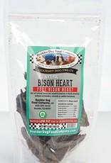 Boulder Dog Food Company Bison Heart - 5oz