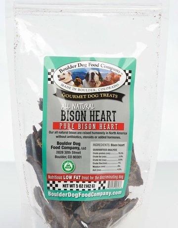 Boulder Dog Food Company Canine Bison Heart
