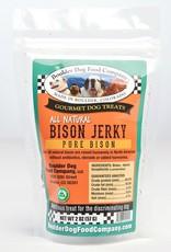 Boulder Dog Food Company Bison Jerky - 2oz