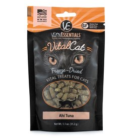 Vital Essentials Cat Ahi Tuna Freeze-Dried Treats - 1.1oz