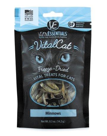 Vital Essentials Feline Freeze-Dried Minnows Treats