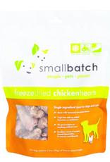 SmallBatch Pets Freeze-Dried Chicken Hearts - 3.5oz
