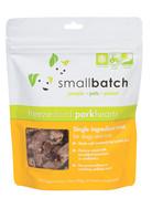 SmallBatch Pets Canine Freeze-Dried Pork Hearts