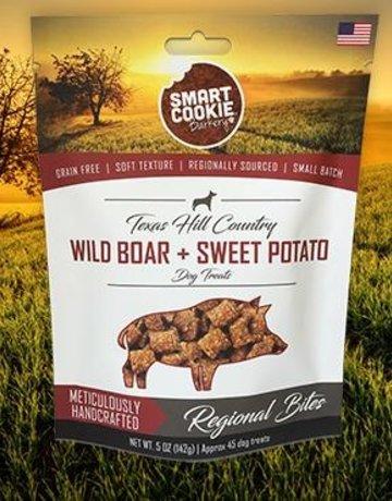 Smart Cookie Treats Canine Wild Boar & Sweet Potato Treats