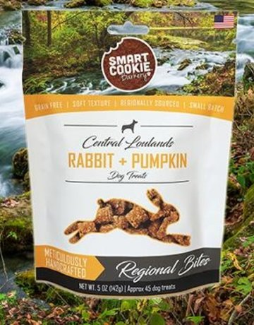 Smart Cookie Treats Canine Rabbit & Pumpkin Treats