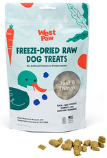 West Paw Dog Freeze-Dried Duck with Superfood Treats - 2.5oz