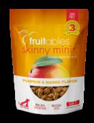 Fruitables Canine Skinny Minis Pumpkin & Mango