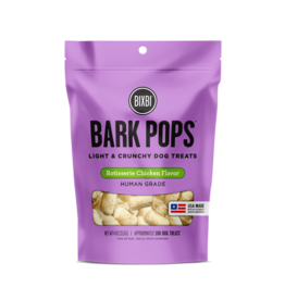 Bixbi Pet Bark Pops Cheddar - 4oz