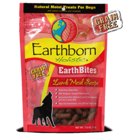 Earthborn Holistic Earthbites Lamb Flavor - 7.5oz