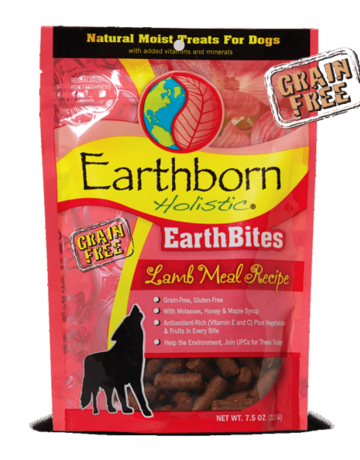 Earthborn Holistic Earthbites Lamb Flavor - 7.5oz
