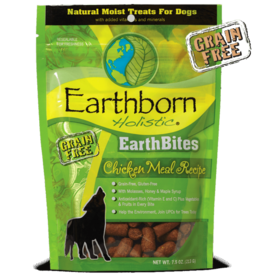 Earthborn Holistic Earthbites Chicken Flavor - 7.5oz