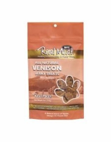 Real Meat Dog Venison Treats - 4oz