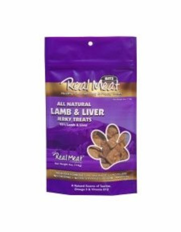 Real Meat Dog Lamb Treats - 4oz