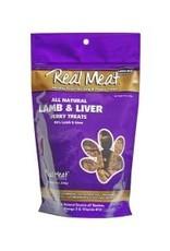 Real Meat Dog Lamb Treats - 12oz