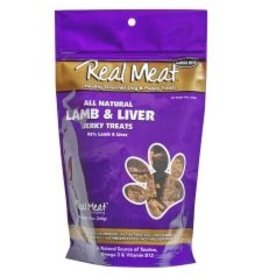 Real Meat Dog Lamb Treats - 12oz