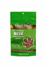 Real Meat Dog Beef Treats - 4oz