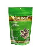 Real Meat Dog Beef Treats - 12oz