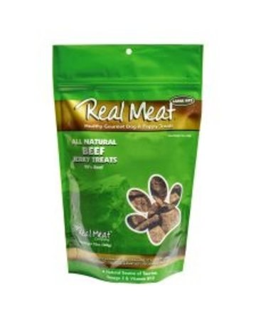 Real Meat Dog Beef Treats - 12oz