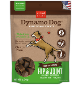 Cloud Star Dynamo Dog Hip & Joint Chicken - 5oz