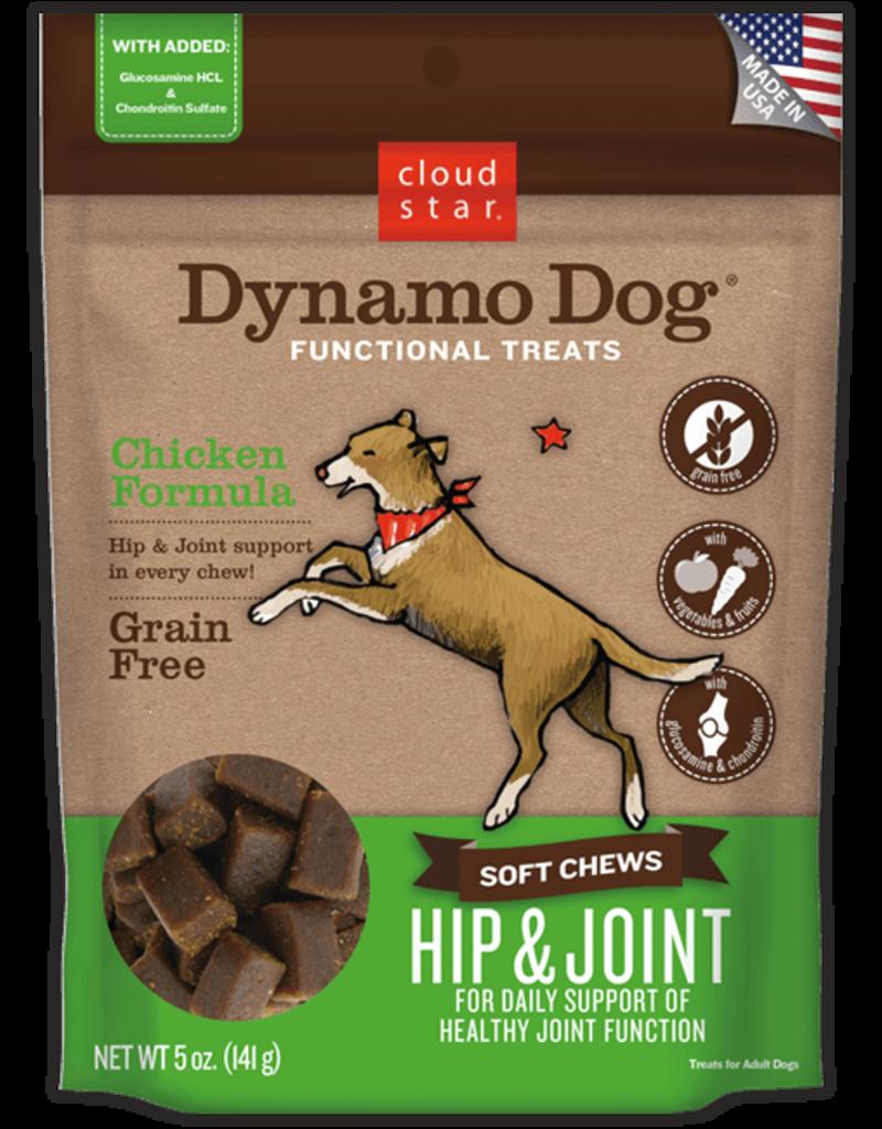 Cloud Star Dynamo Dog Hip & Joint Chicken - 14oz