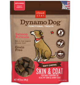 Cloud Star Dynamo Dog Skin & Coat - 5oz