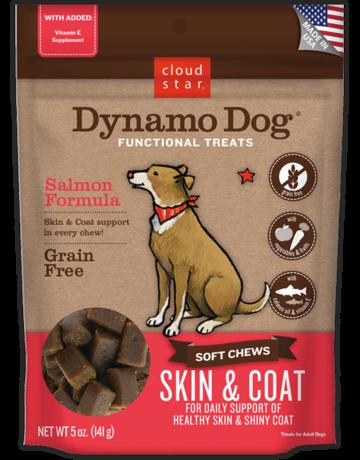 Cloud Star Dynamo Dog Skin & Coat - 14oz