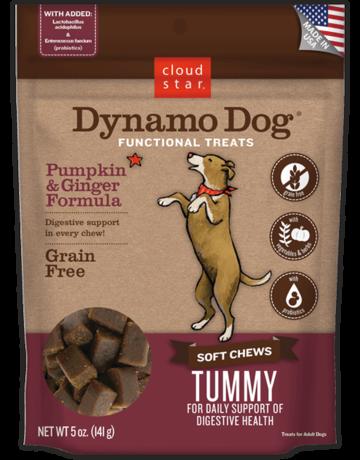 Cloud Star Dynamo Dog Tummy - 5oz