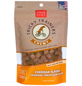 Cloud Star Tricky Trainers Cheddar - 5oz