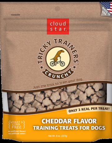 Cloud Star Canine Tricky Trainer Crunchy Cheddar