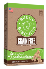 Buddy Biscuits Teeny Treats Grain-Free Chicken - 8oz
