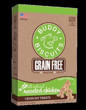 Buddy Biscuits Teeny Treats Grain-Free Chicken - 8oz