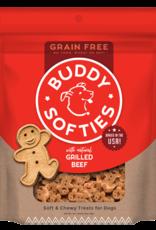 Buddy Biscuits Grain-Free Beef Softies - 5oz