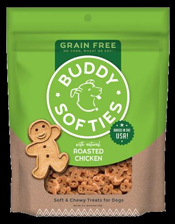 Buddy Biscuits Grain-Free Chicken Softies - 5oz