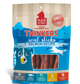 Plato Pet Treats Thinkers Salmon - 18oz