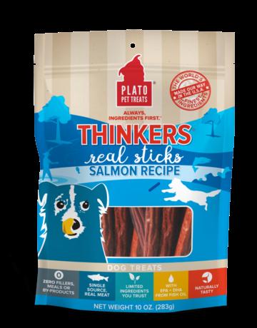 Plato Pet Treats Canine Thinkers Salmon