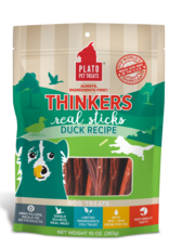 Plato Pet Treats Thinkers Duck - 18oz