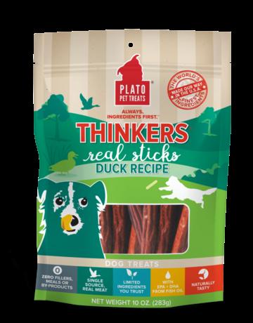 Plato Pet Treats Canine Thinkers Duck