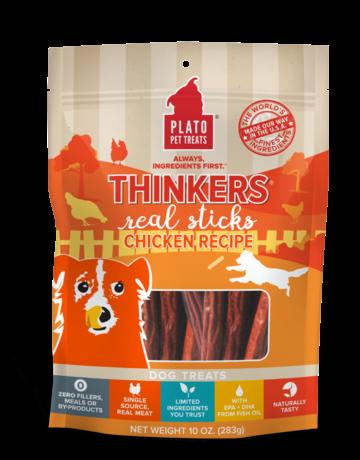 Plato Pet Treats Canine Thinkers Chicken